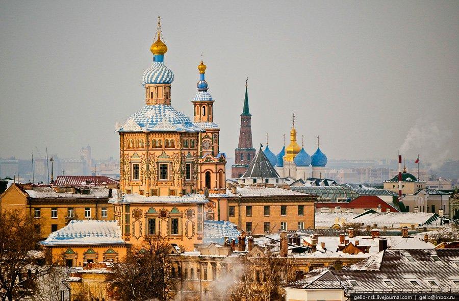 петропавловский собор казань