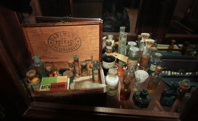 Музей аптечного дела Нижний Новгород