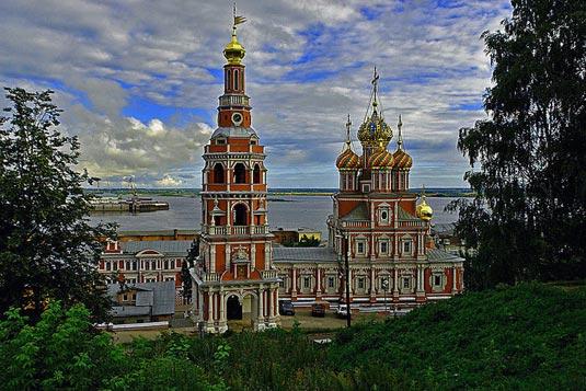 церковь собора пресвятой богородицы нижний новгород