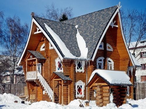 кострома фото терем снегурочки