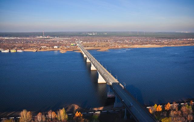 Пермь, Красавинский мост