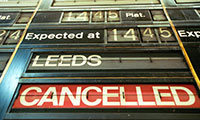 Изменения в расписании движения поездов – обычное дело