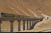 Цинхай-Тибетская однопутная железная дорога — самая высокогорная в мире дорога на «Крышу Мира»