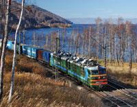 Самая длинная в мире железная дорога — Транссибирская магистраль. Ее длина составляет 9438 км