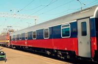 вагон поезда № 021 Москва-Прага