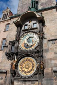 Староместская ратуша в Праге – астрономические часы