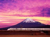 Япония. Синкансэн.