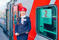 Фирменный поезд «Воронеж» пользуется успехом у пассажиров с 1993 года