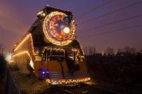 Путешествие на поезде в Новогодние праздники