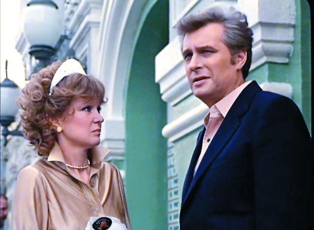 Кадр фильма «Вокзал для двоих»
