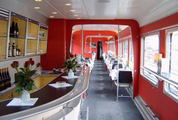 Вагон-ресторан – культурное место для культурных потребителей спиртного
