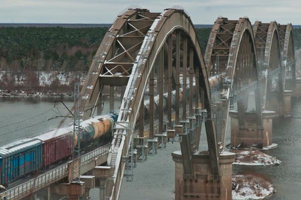 Мощь и краса Сартаковского моста