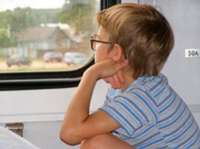 Позаботьтесь о том, чтобы ребенок не скучал