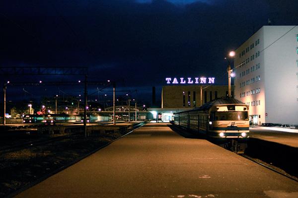 Москва и Санкт-Петербург возобновили ж/д сообщение с эстонской столицей