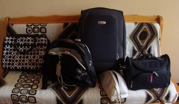 На каждое багажное место нужен отдельный перевозочный документ