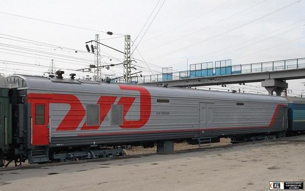 Доставка груза из Москвы во Владивосток в багажном вагоне займет 7 суток
