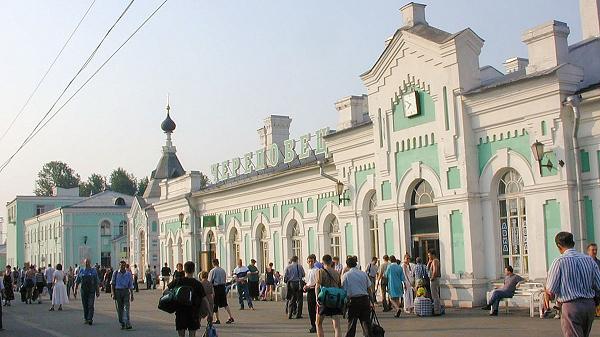 Ж/д вокзал Череповец-1