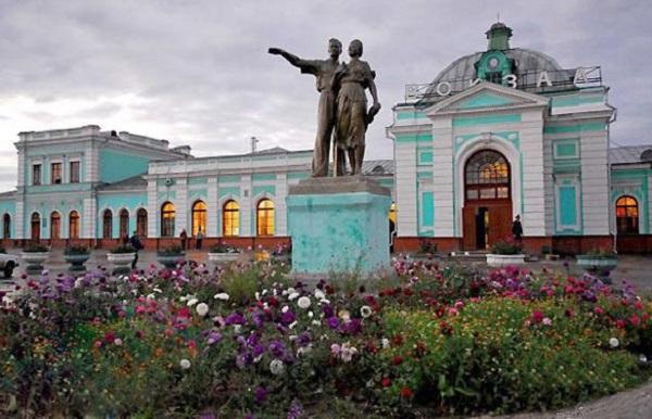 Ж/д вокзал Сызрань-1