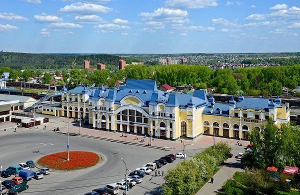 Вокзал Томск-1