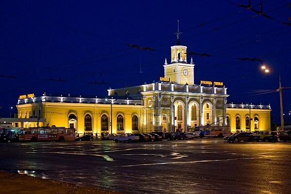 Вокзал Ярославль-Главный