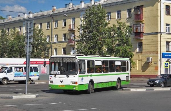 Ярославль, автобус № 11