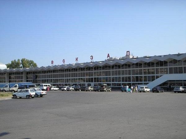 Железнодорожный вокзал Астрахань-1