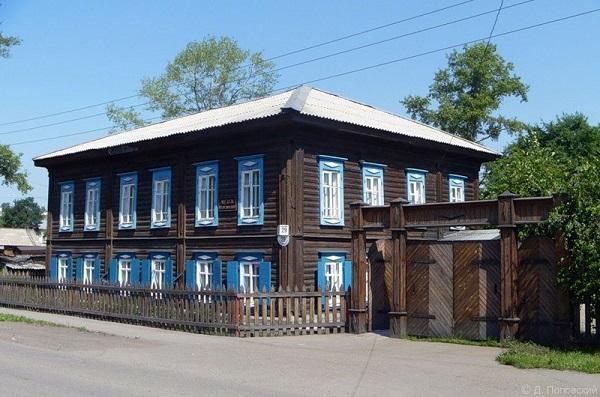 Дом-музей Ф. М. Достоевского