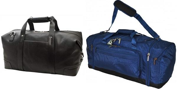 26817e7d22be Спортивные сумки, как правило, имеют две ручки — для ношения в руках и на  плече. Вторая ручка в большинстве моделей отстегивается.