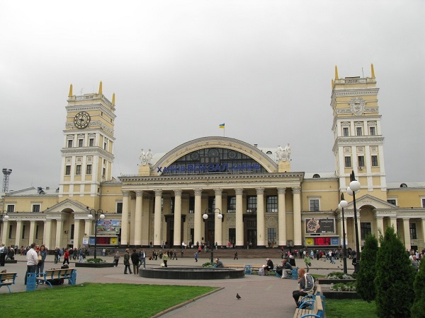"Картинки по запросу ""pivdenny vokzal (south railway station)"""""