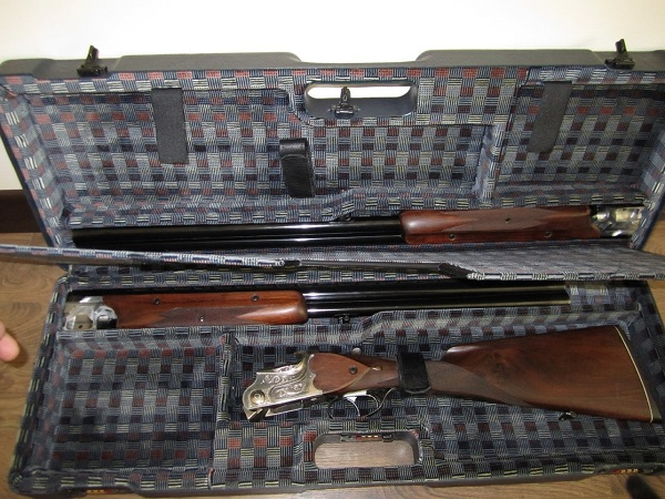 Хотите взять в ручную кладь охотничье ружье? В разряженном состоянии и с документами!