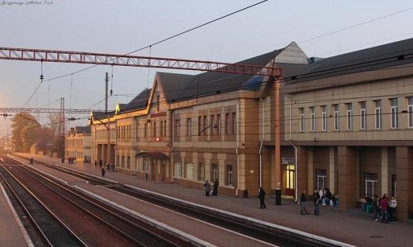 Вокзал Покровска