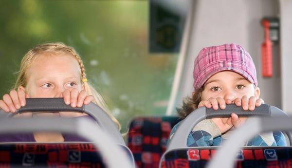 Ребенку до какого возраста не надо покупать билет на автобус