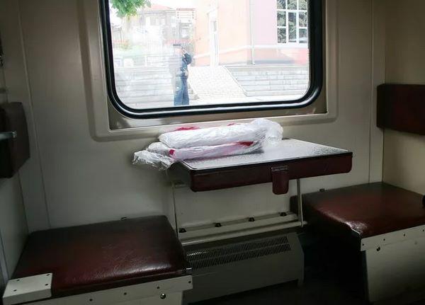 Какие места в поезде нижние плацкарт
