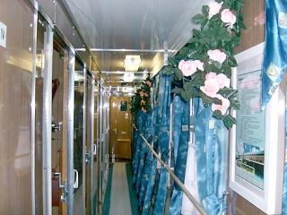 расписание фирменный поезд сибиряк: