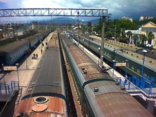 Расписание поездов Адлер – график движения ЖД