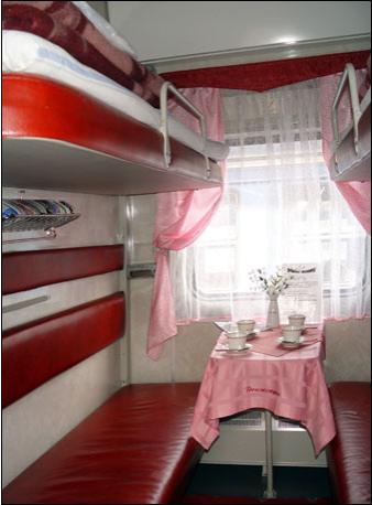 фото плацкарт вагона